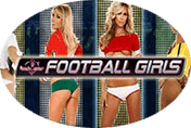Автомат Benchwarmer Football Girls онлайн на деньги