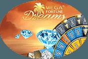 Автоматы Mega Fortune Dreams Вулкан
