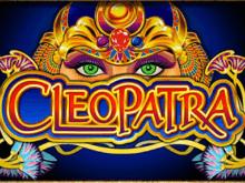 Игровой слот с бонусами и специальными символами - Cleopatra